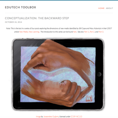 EduTech Toolbox Blog